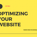 Optimizing your Website