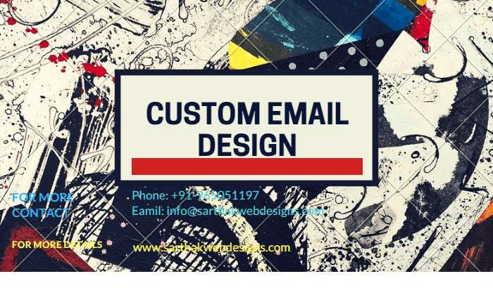 Custom Email Design