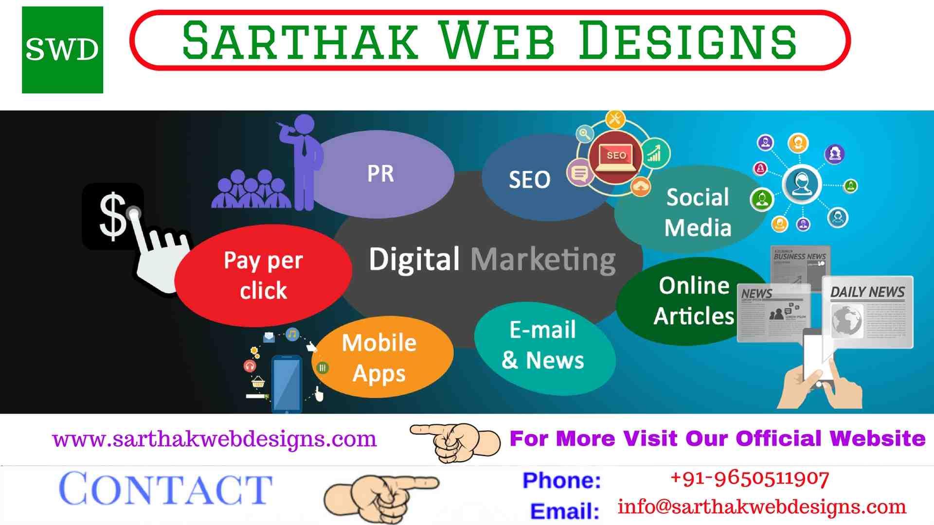 Website Design and Development